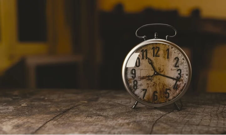 時間に関する名言・格言