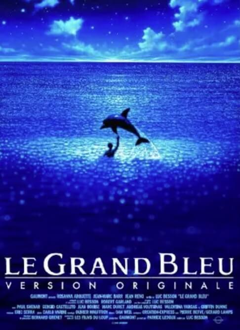おすすめのフランス映画「グラン・ブルー」