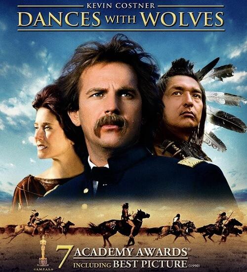 1991年アカデミー作品賞受賞作「ダンス・ウィズ・ウルブズ」