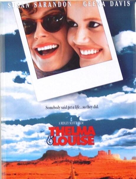 1990年代ロードムービーの傑作映画『テルマ&ルイーズ』