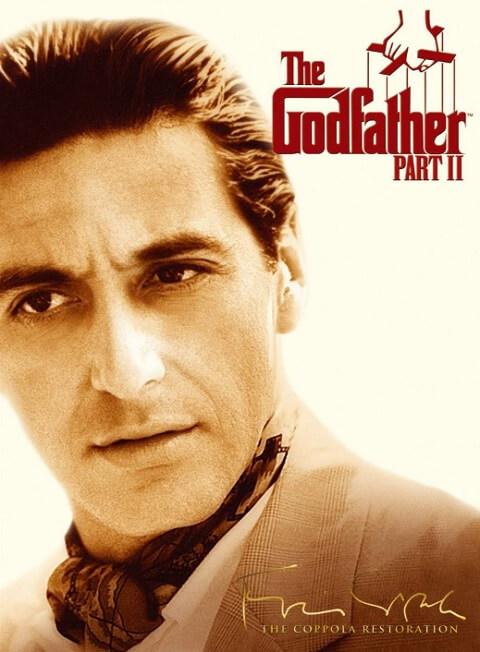 70年代の名作・傑作映画「ゴッドファーザーPART II」