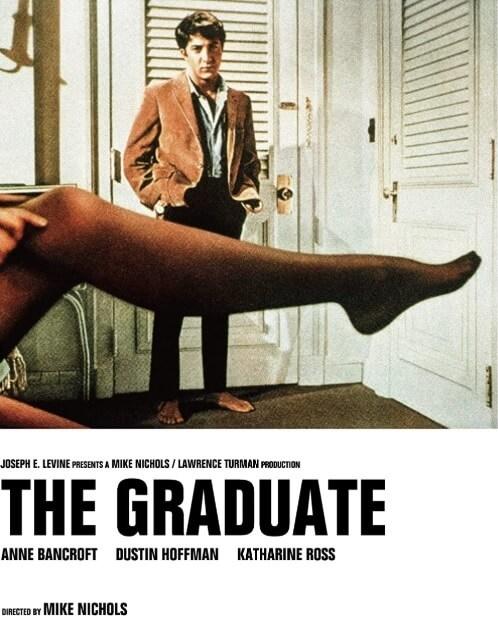 1960年代 洋画おすす『卒業』